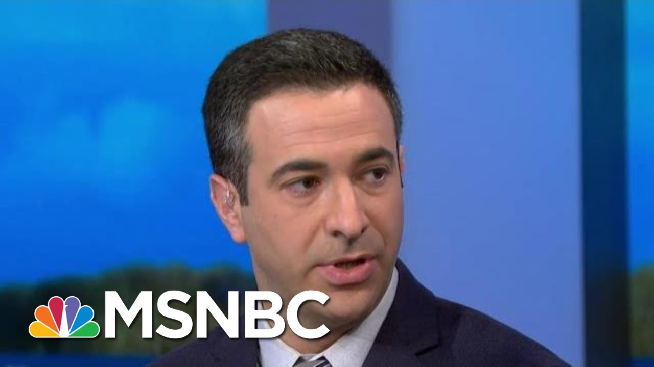 Melber: Lt. Col. Vindman Was Most Devastating Witness As We've Seen To Date | MSNBC 9