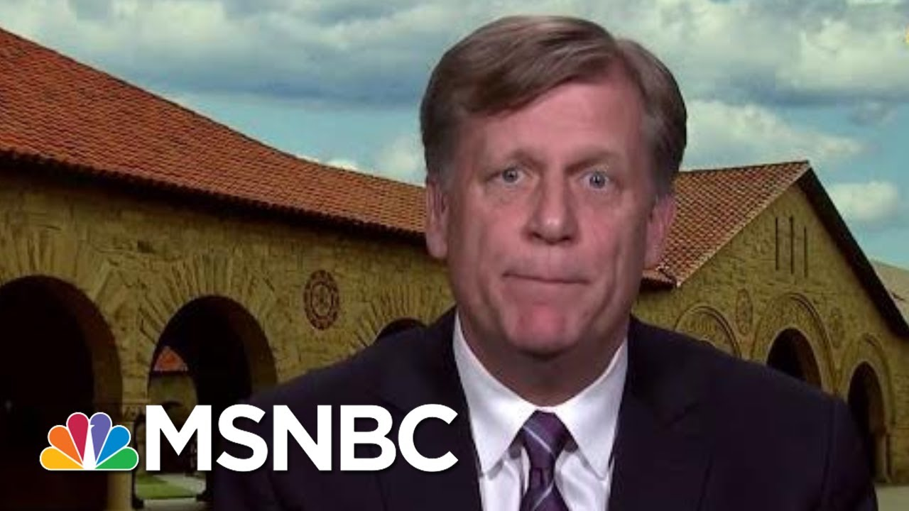 McFaul: Sondland's Assertion That He Did Not Connect Burisma, Biden Is 'Insulting' | MSNBC 7