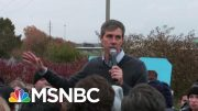 2020 Dem Beto O'Rourke Drops From Presidential Race | The Beat With Ari Melber | MSNBC 4