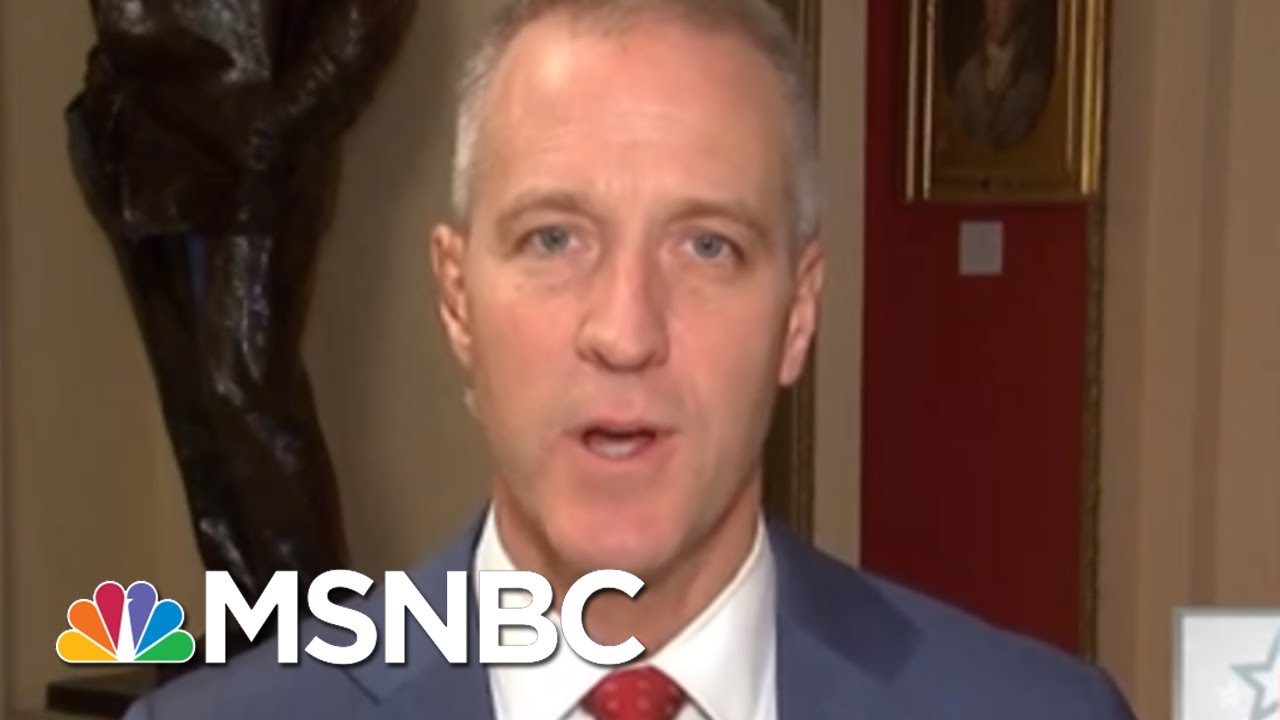 Maloney: I Wanted 'Accountability' For Gordon Sondland | MSNBC 8