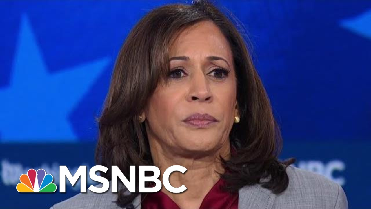 Sen. Kamala Harris: We Have A Criminal Living In The White House | MSNBC 12