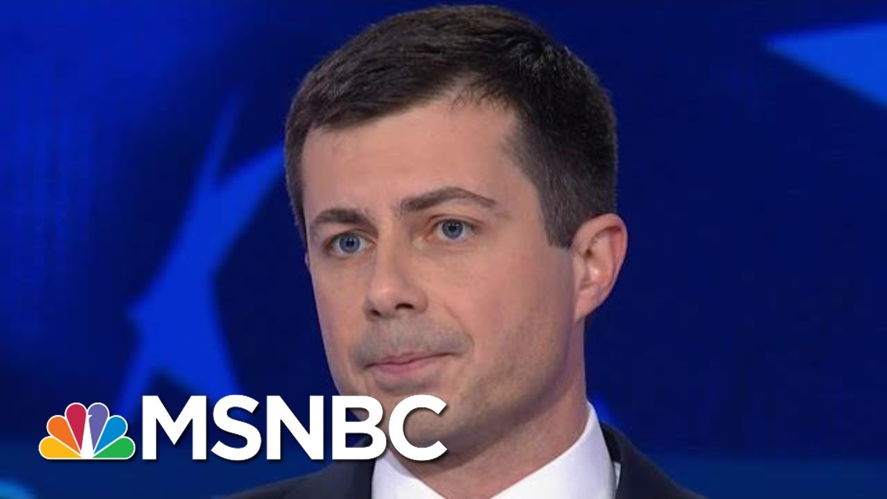 Pete Buttigieg: We Need Someone From 'Kinds Of Communities' That Support Trump | MSNBC 6