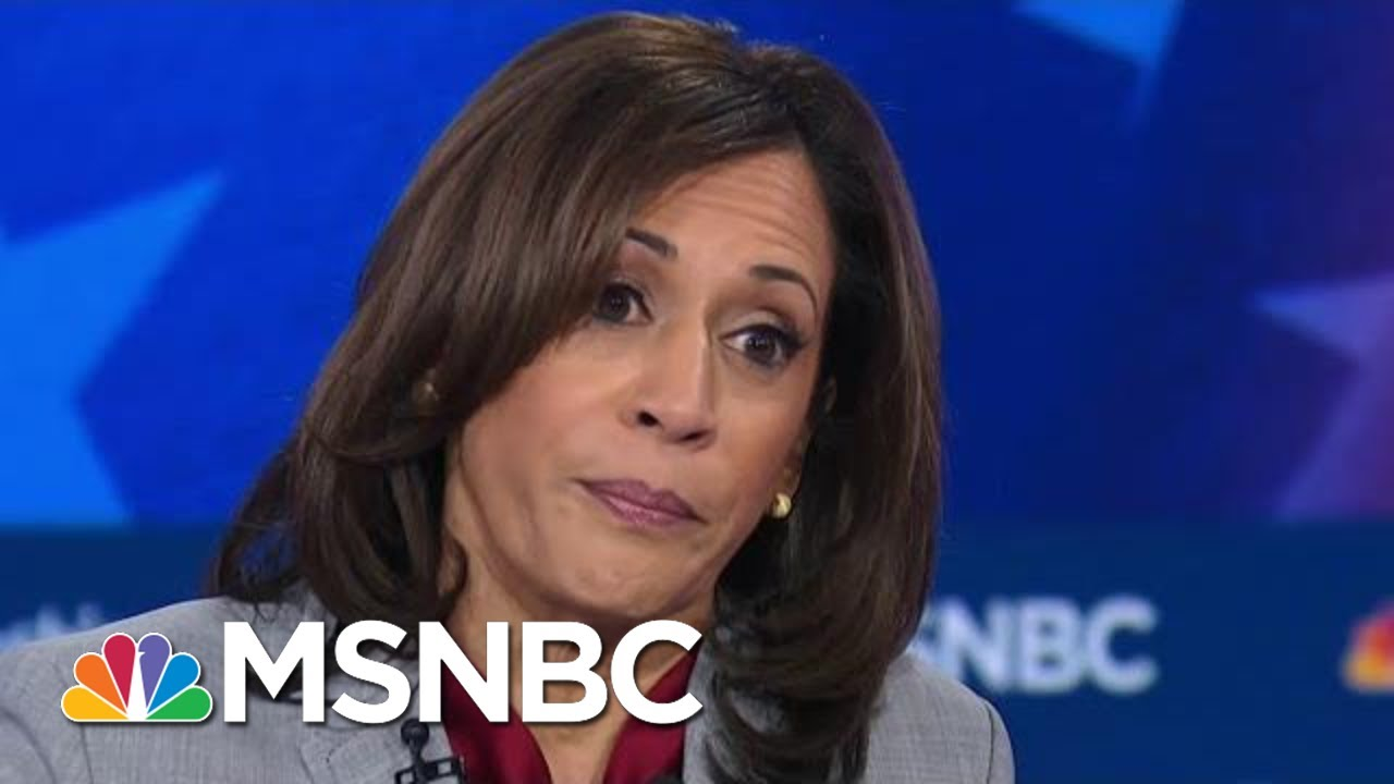 Senator Kamala Harris: 'President Donald Trump Got Punk'd' On North Korea | MSNBC 8