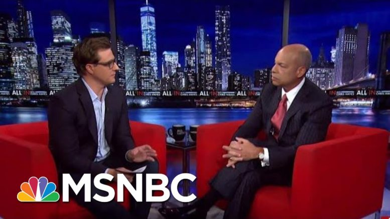 Voters Think Trump's Conduct Is Typical Of Politicians | All In | MSNBC 1