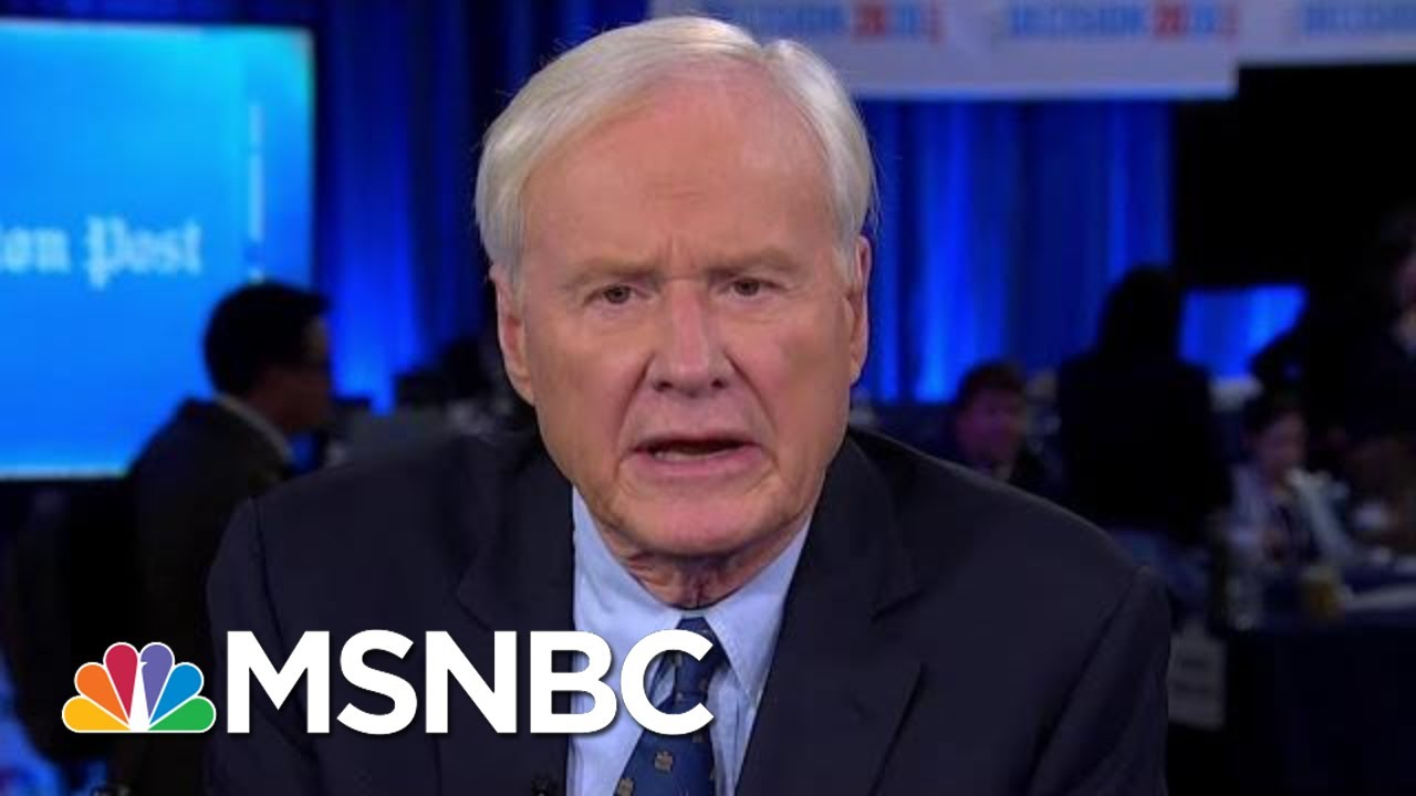 Chris Matthews Thinks Democrats Should Appeal More To American Patriotism | MSNBC 9