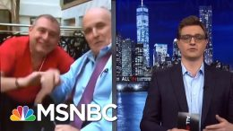 Rudy Giuliani Is Dragging Down President Donald Trump | All In | MSNBC 3