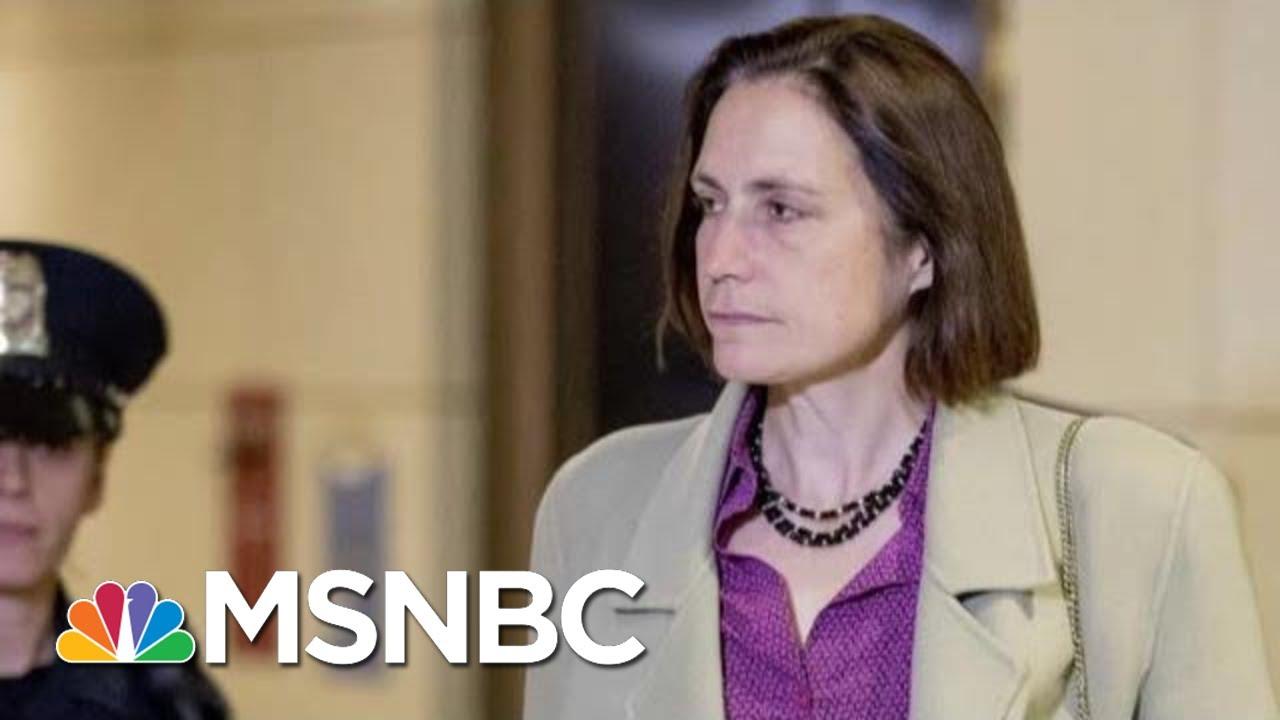 Fiona Hill To Say Partisan Politics Drove A 'Fictional' Narrative On Ukraine | Morning Joe | MSNBC 11