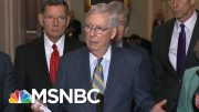 Republicans Dodge Questions About Substance Of Trump's Ukraine Misconduct | The Last Word | MSNBC 3
