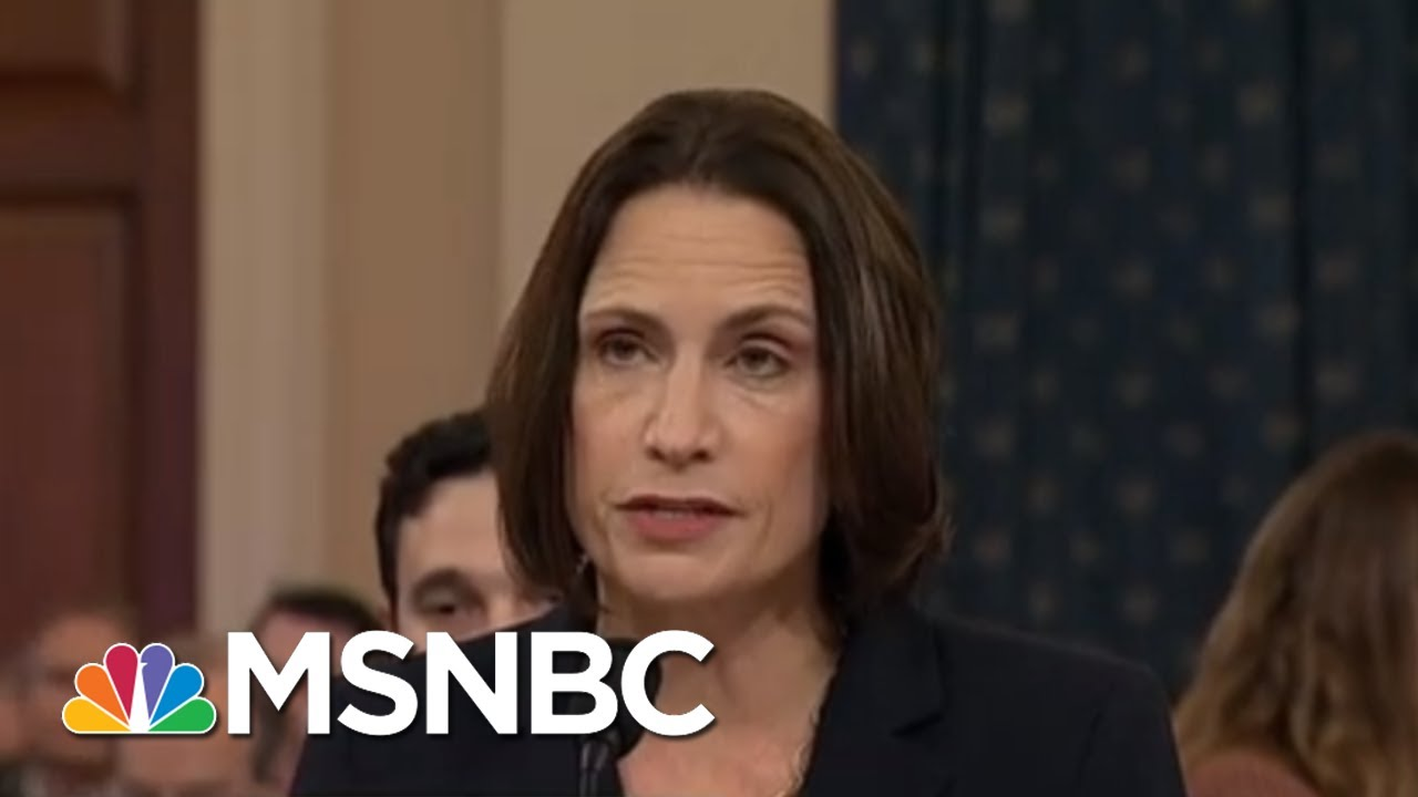 Chris Hayes Breaks Down The Week Of Explosive Testimony | All In | MSNBC 5