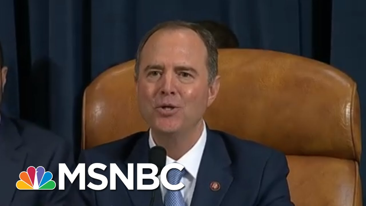 'Americans Can Sleep Better Tonight:' Rep. Heck On Latest Impeachment testimony | All In | MSNBC 6