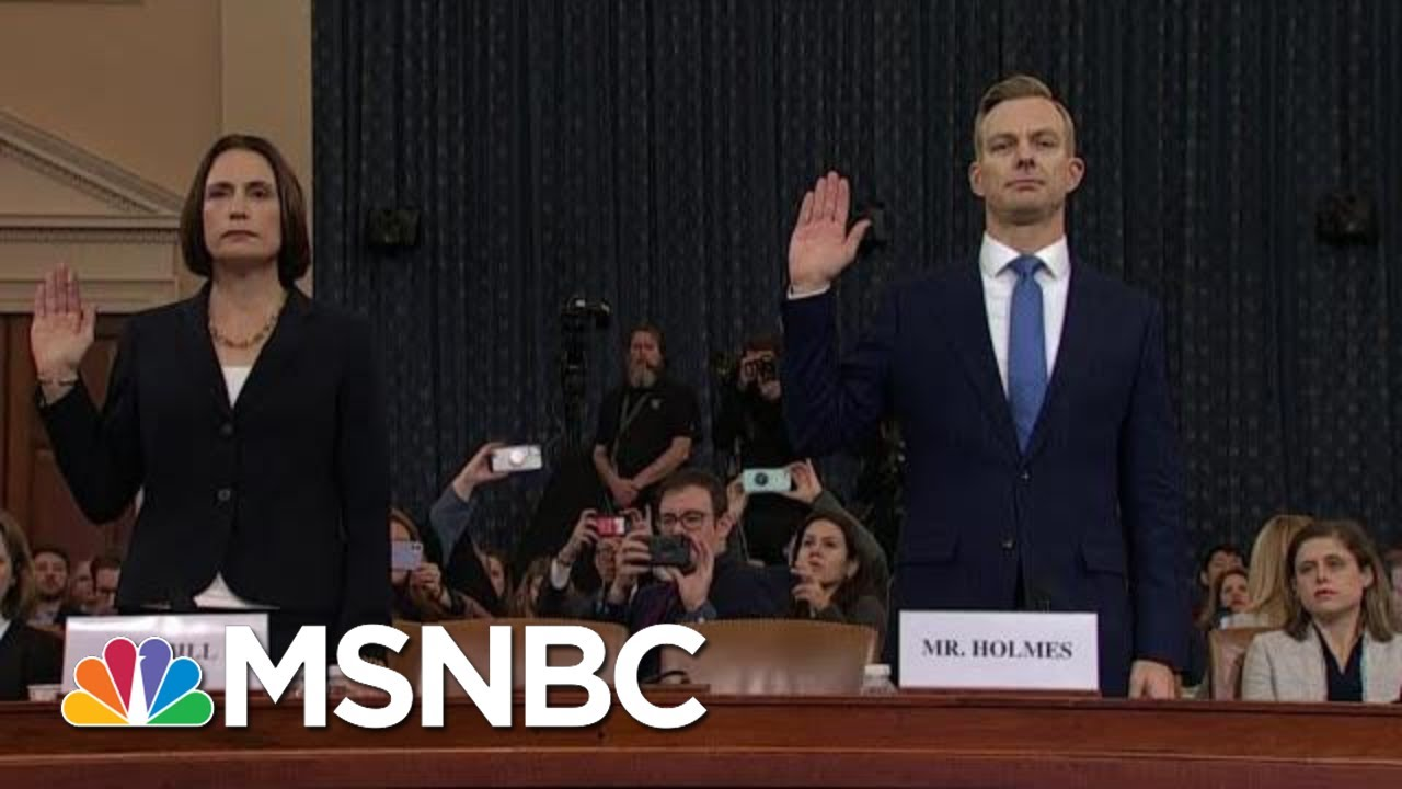 Intel Cmte. Mem.: Evidence Against The President Has Been Very Overwhelming | The Last Word | MSNBC 5