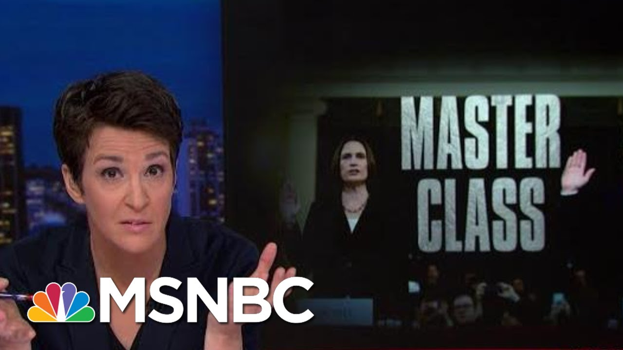 Russian Propaganda Seen Fusing With Republican Ukraine Narrative | Rachel Maddow | MSNBC 13
