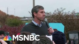 Beto O'Rourke Drops Out As 2020 Primary Enters Critical New Phase | The Last Word | MSNBC 4