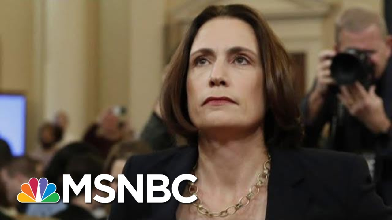The Story Behind Russia Expert Fiona Hill | Deadline | MSNBC 3