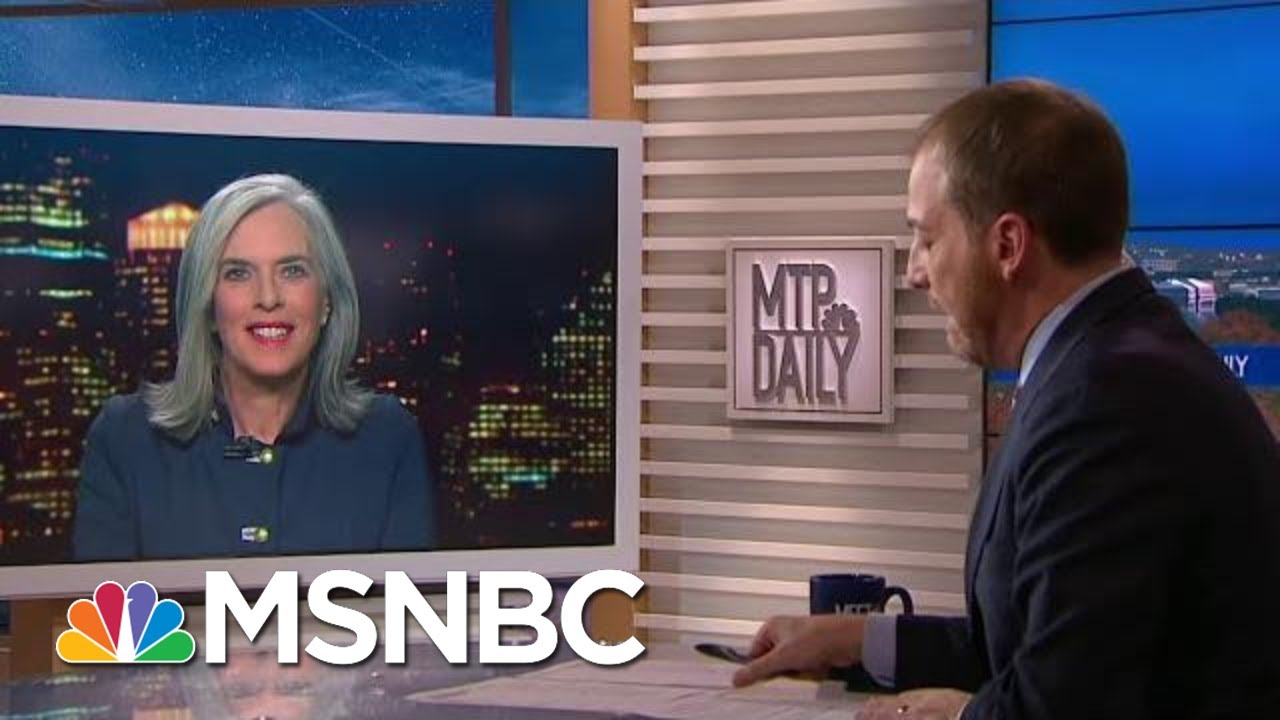 Rep. Clark On Investigation: If We Will Hear Further Testimony Is 'Undecided' | MTP Daily | MSNBC 8