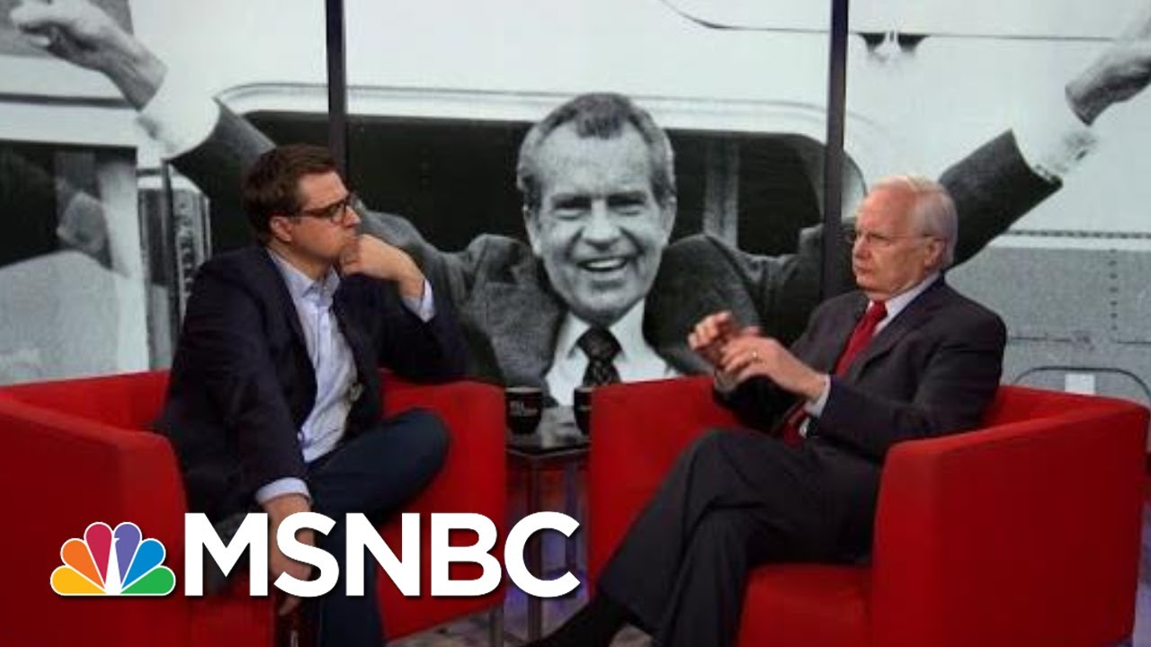 Bill Moyers On The Dangers Of So Much Dishonesty | All In | MSNBC 9