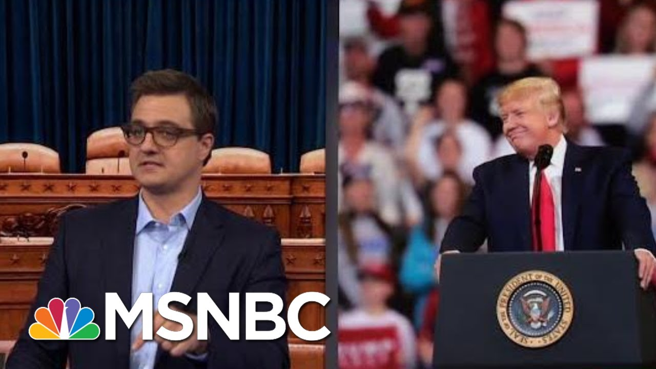 Hayes Explains 3 Ways The 'America First' President Puts Americans Last | All In | MSNBC 7