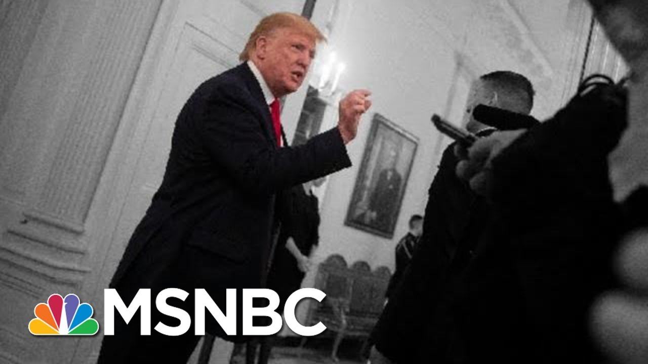 Ukrainian Forces At Risk As Trump Admin. Withheld Military Aid | The 11th Hour | MSNBC 7