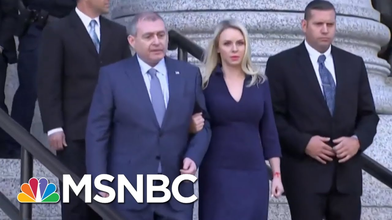 New details In Lev Parnas' Reported Effort To Help Devin Nunes | The Last Word | MSNBC 5