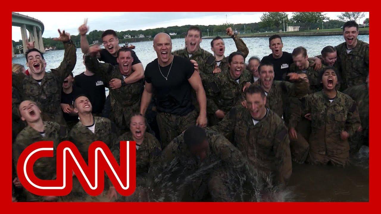 Exclusive look inside the U.S. Naval Academy's Sea Trials 11