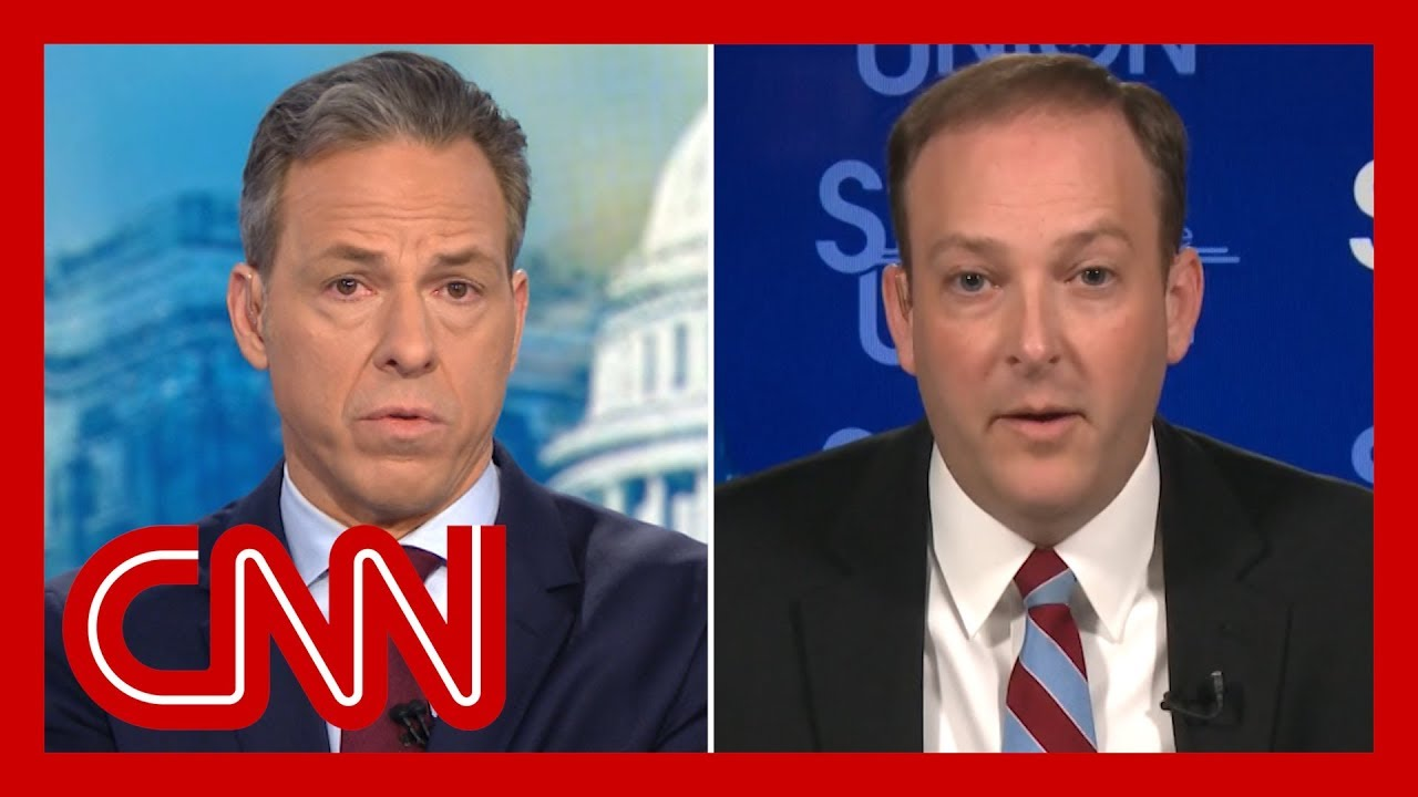 Jake Tapper to GOP lawmaker: Is this okay with you? 9