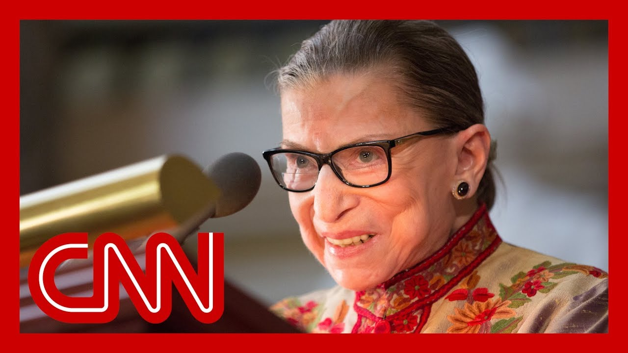 Ruth Bader Ginsburg 'home and doing well' after hospitalization 9