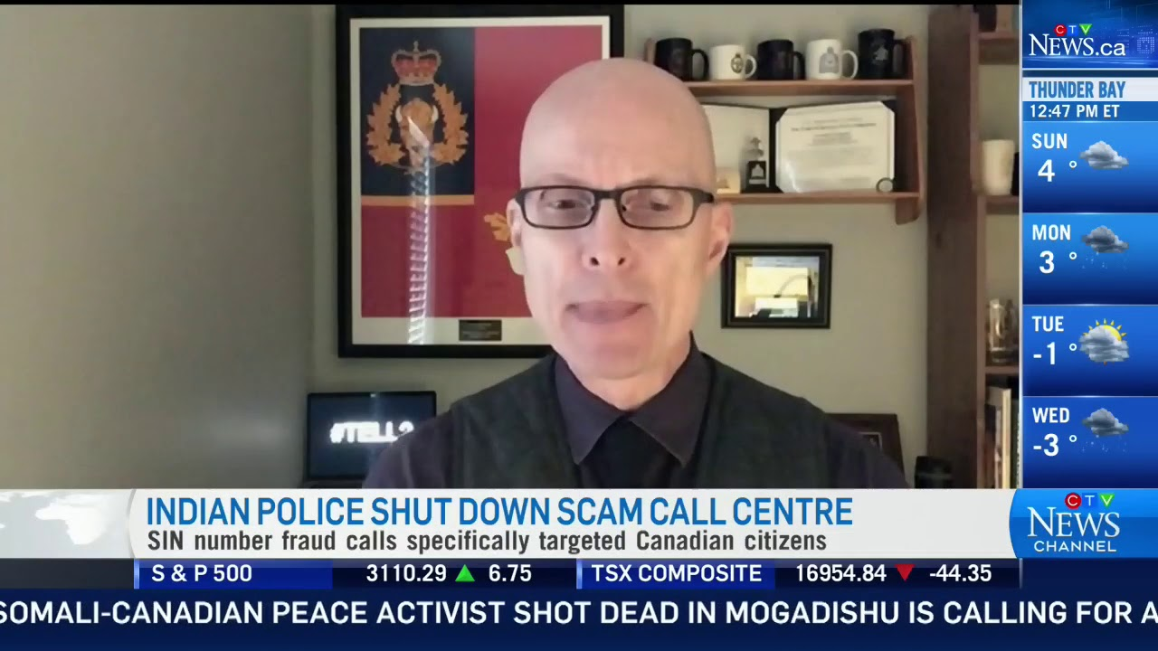 """Arrests aren't going to make this go away"": Ex-RCMP investigator on call centre bust 1"