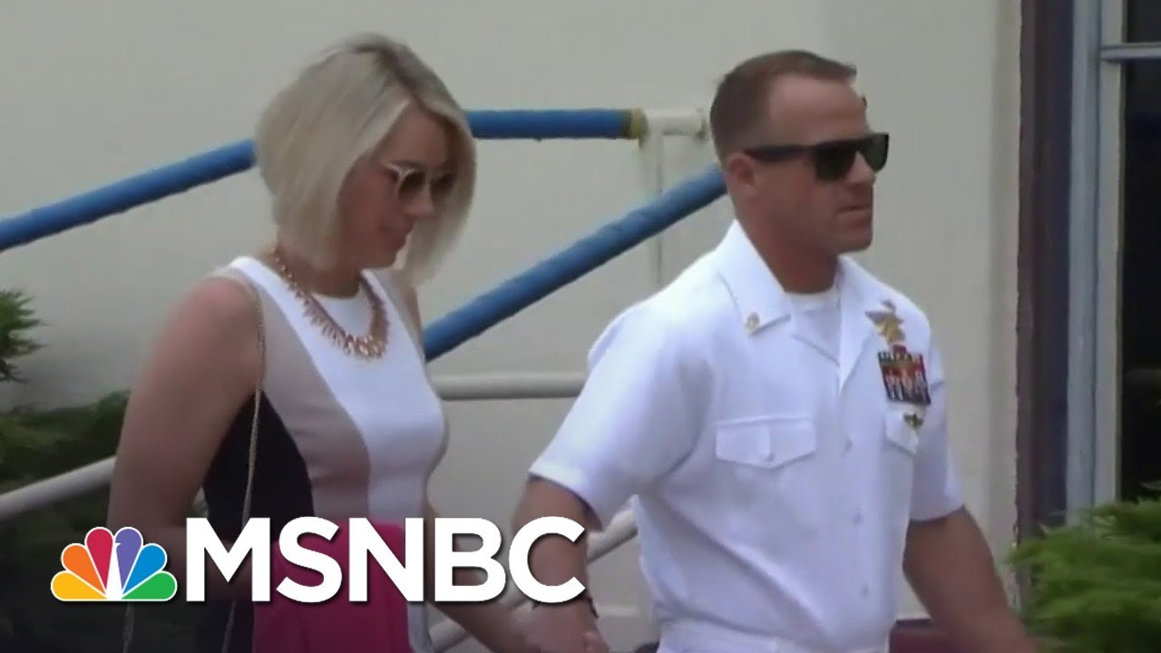 Navy Secretary Denies Report He Threatened To Resign | MSNBC 11