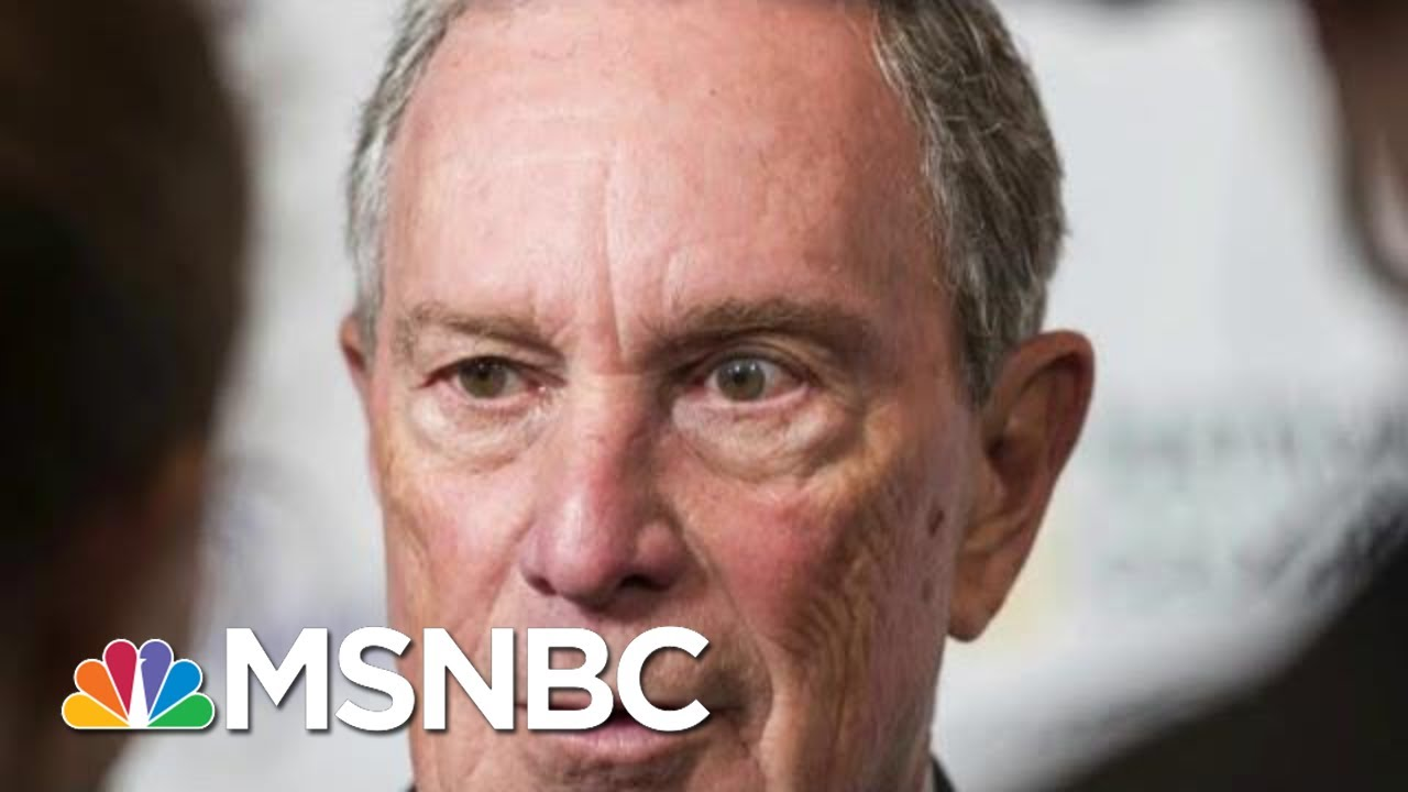 What Case Will Michael Bloomberg Make To Voters? | Morning Joe | MSNBC 10