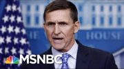 Mike Flynn Play For Trump Sympathy Not Well Suited To Fact-Based Court | Rachel Maddow | MSNBC 3