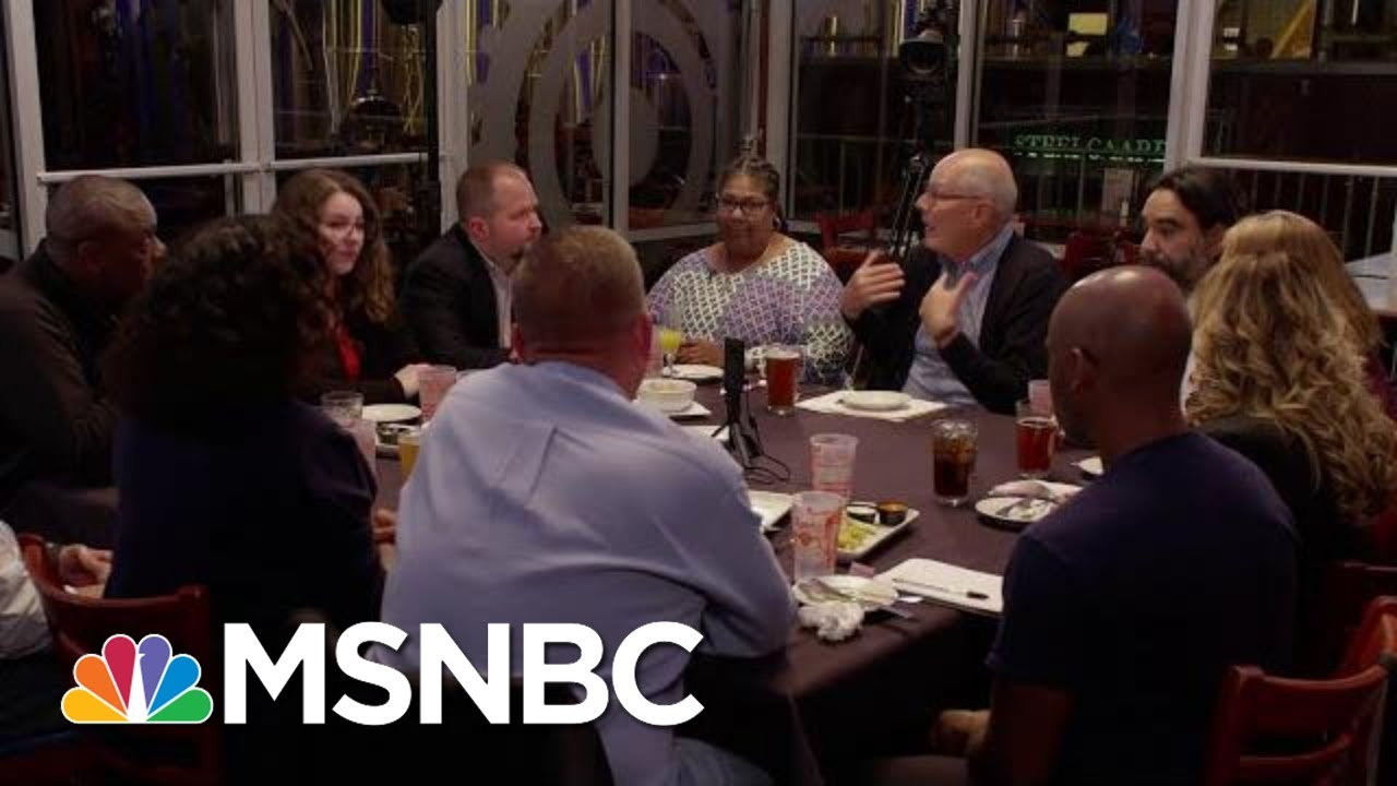 Pennsylvania Swing Voters Speak Out On Issues That Could Sway Their Vote | Velshi & Ruhle | MSNBC 4