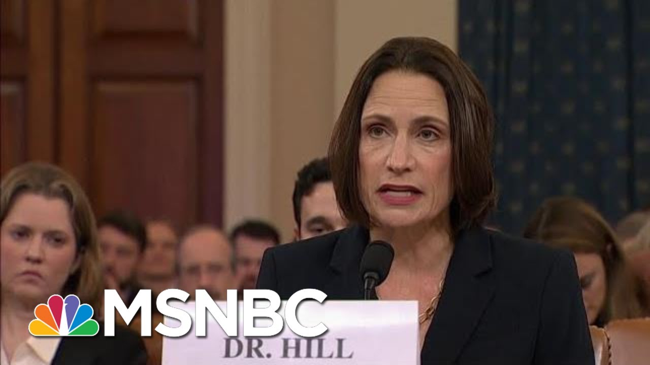 Impeachment Bombshells: Bribery Confession And New Evidence | The Beat With Ari Melber | MSNBC 11