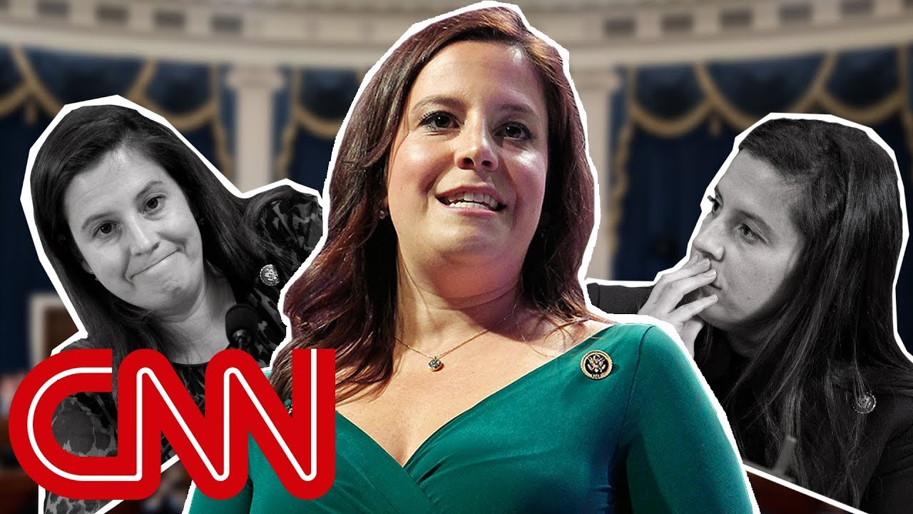 "Elise Stefanik is President Trump's newest ""star"" 6"