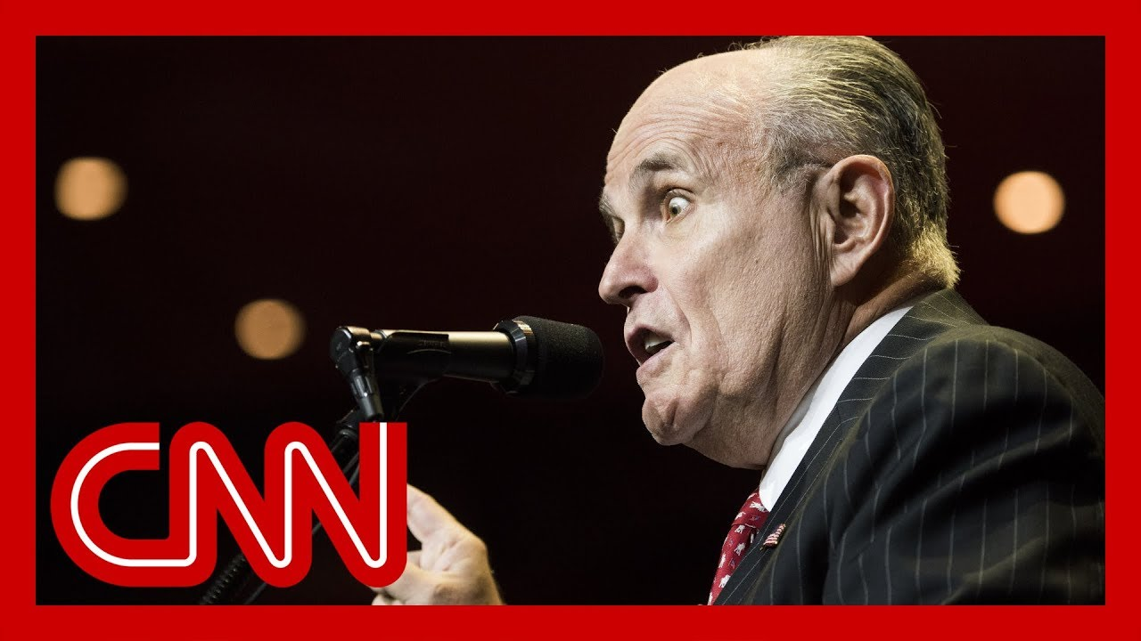 Reporter reveals the secret to texting Rudy Giuliani 6
