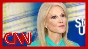 Was there a quid pro quo? Conway says she doesn't know 4