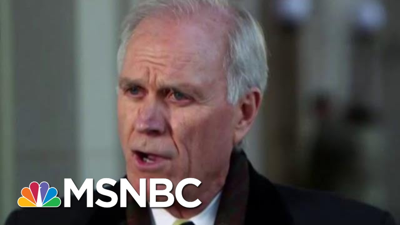 Fired Navy Secretary Criticizes President Donald Trump | All In | MSNBC 5