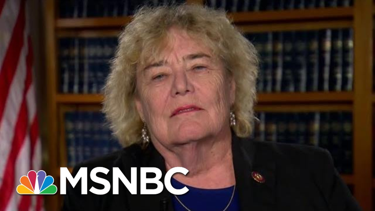 Top Judiciary Democrat On Articles Of Impeachment | The Last Word | MSNBC 6