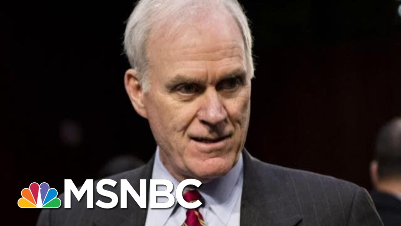 Ousted Navy Secretary Sounds Off After Trump Jumps Into SEAL Controversy | The 11th Hour | MSNBC 5