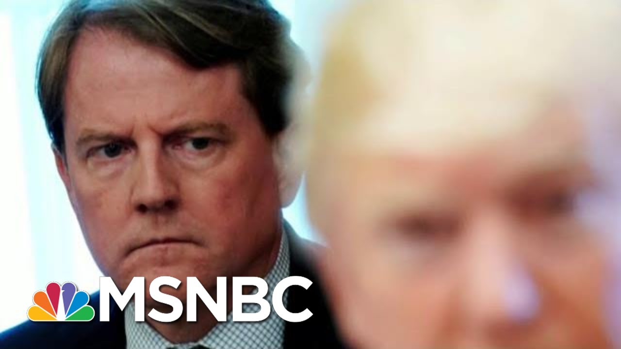 'You Can't Ignore A Congressional Subpoena' | Morning Joe | MSNBC 11