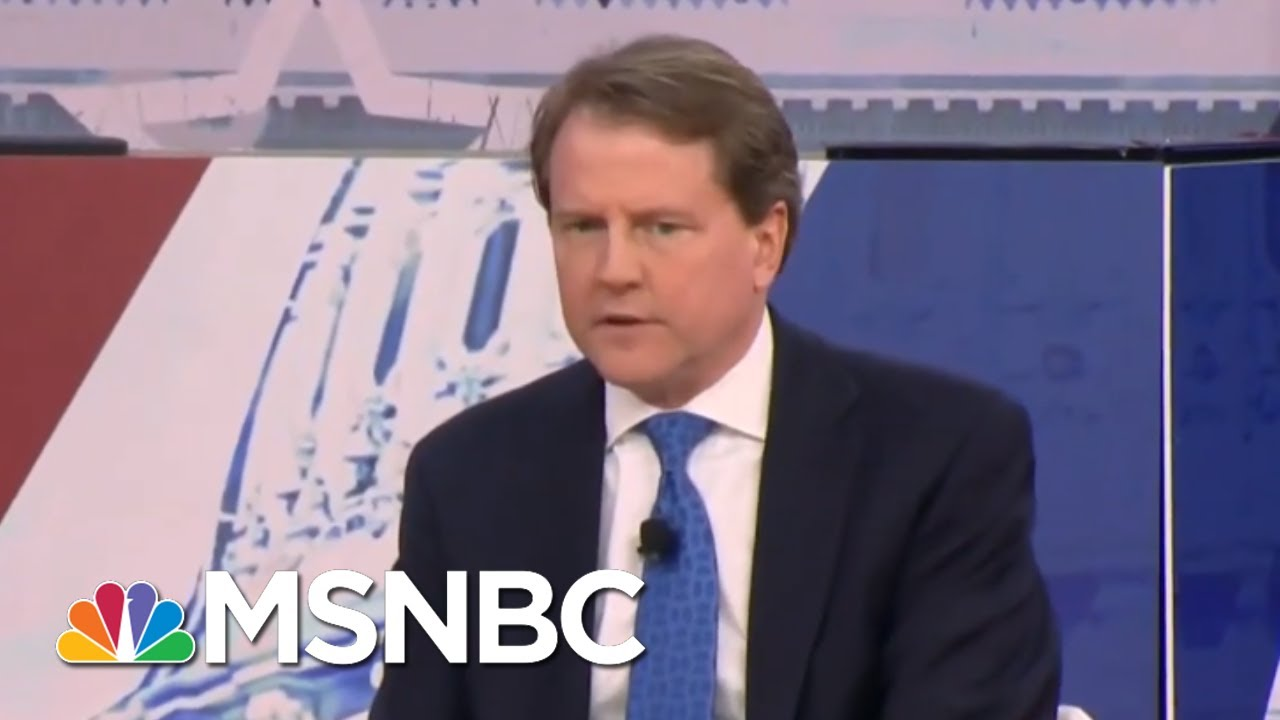 Dems Win Court Fight Forcing Key Trump Aide To Testify On Impeachment | MSNBC 9