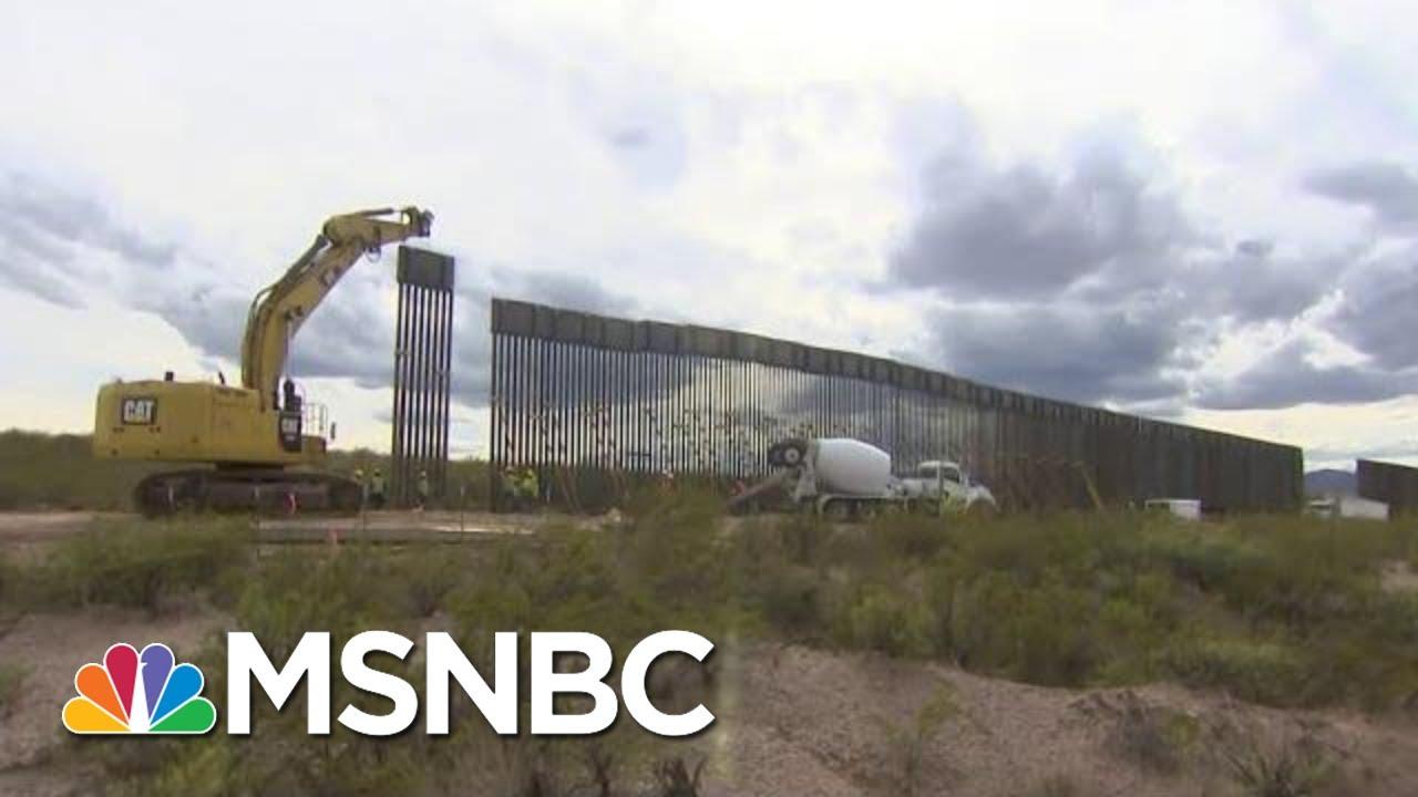 Arizona Ranchers Discuss The Impact Of Trump's Border Wall | Craig Melvin | MSNBC 6