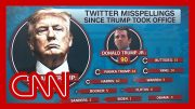 Why President Donald Trump's Twitter typos matter 2