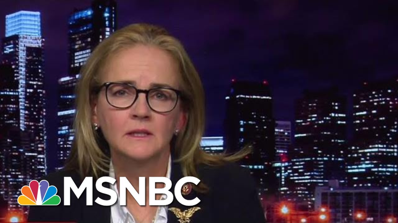 Full Madeleine Dean: Obstruction By Trump Administration 'Historic' | MTP Daily | MSNBC 2