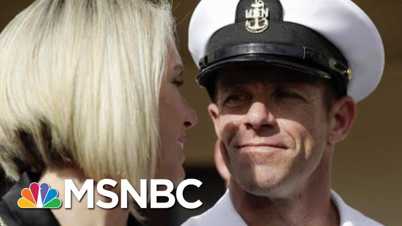 Trump's Erosion Of The Defense Department | Deadline | MSNBC 3