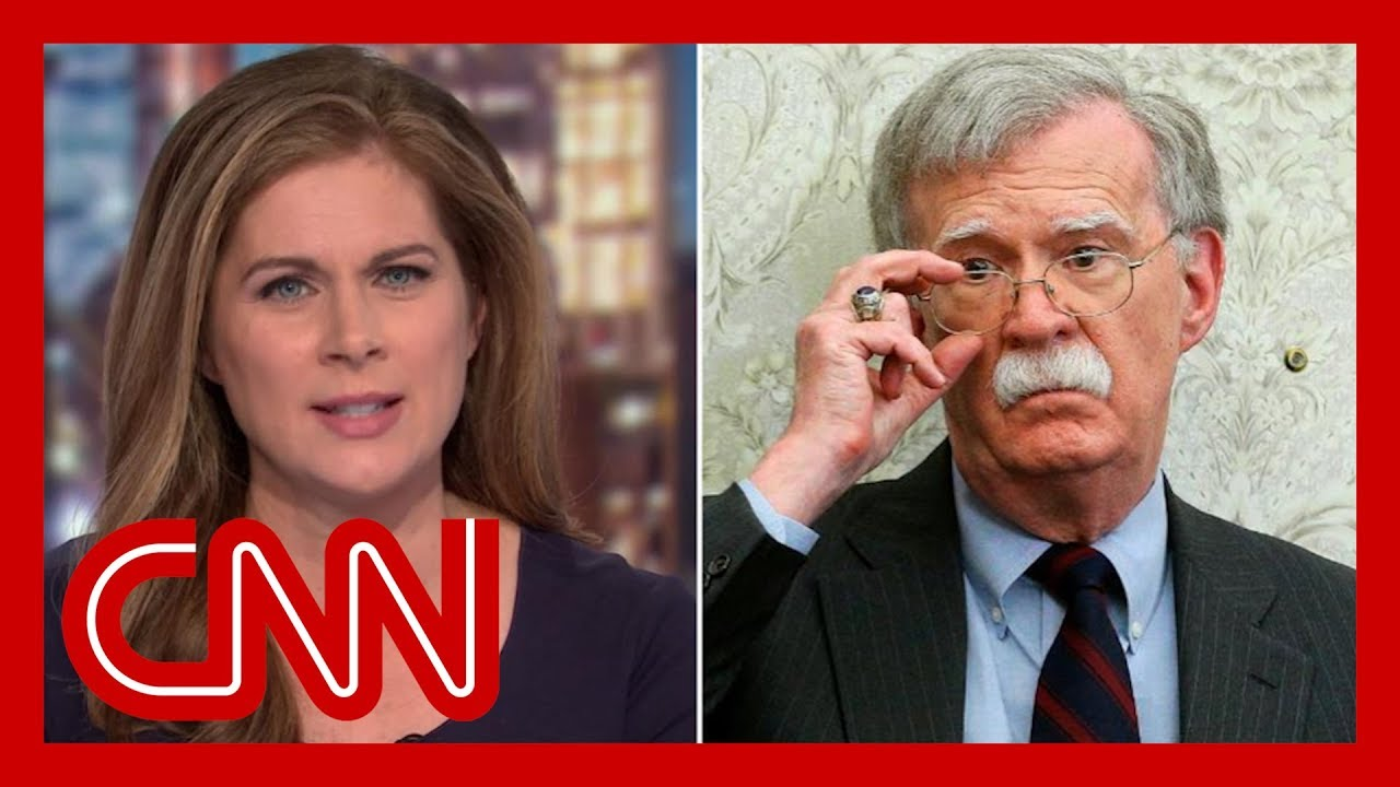 Erin Burnett calls out John Bolton for hiding behind Twitter 10