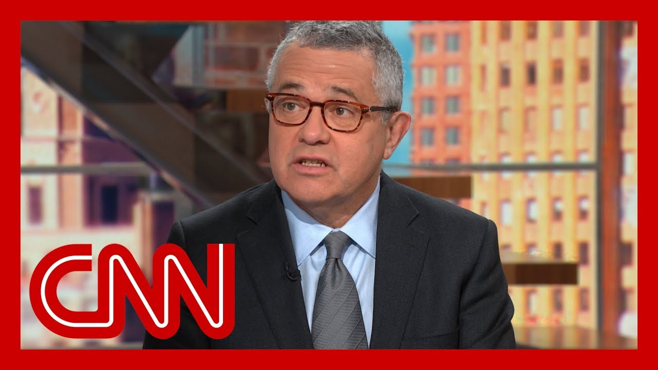 Jeffrey Toobin: Trump's move shows 'he got caught' 6