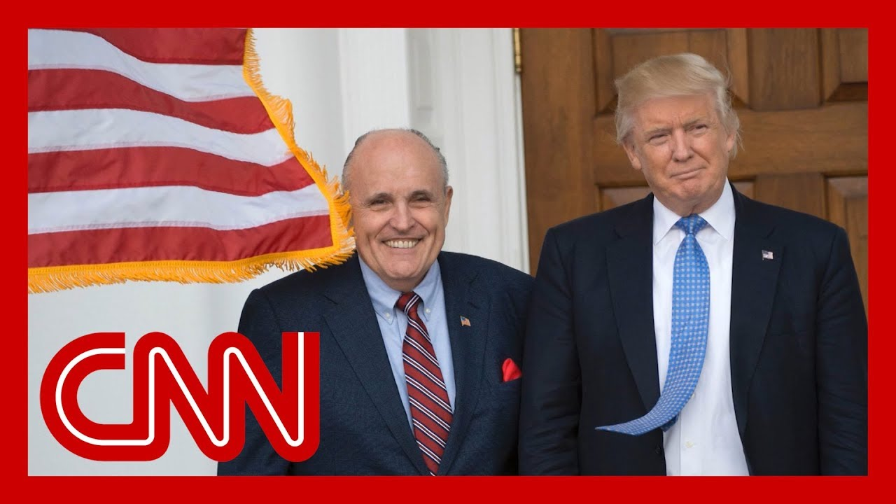 Trump distances himself from Giuliani in O'Reilly interview 6