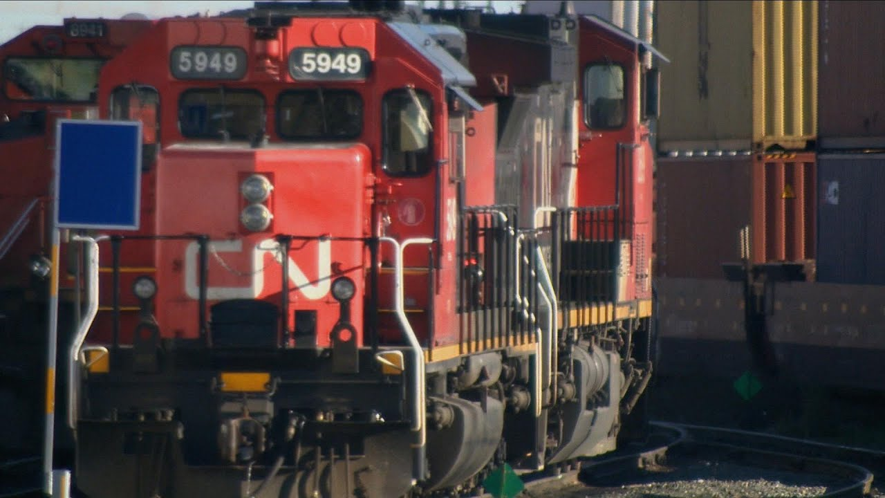 CN Rail strike ends: What was its impact on the economy? 5