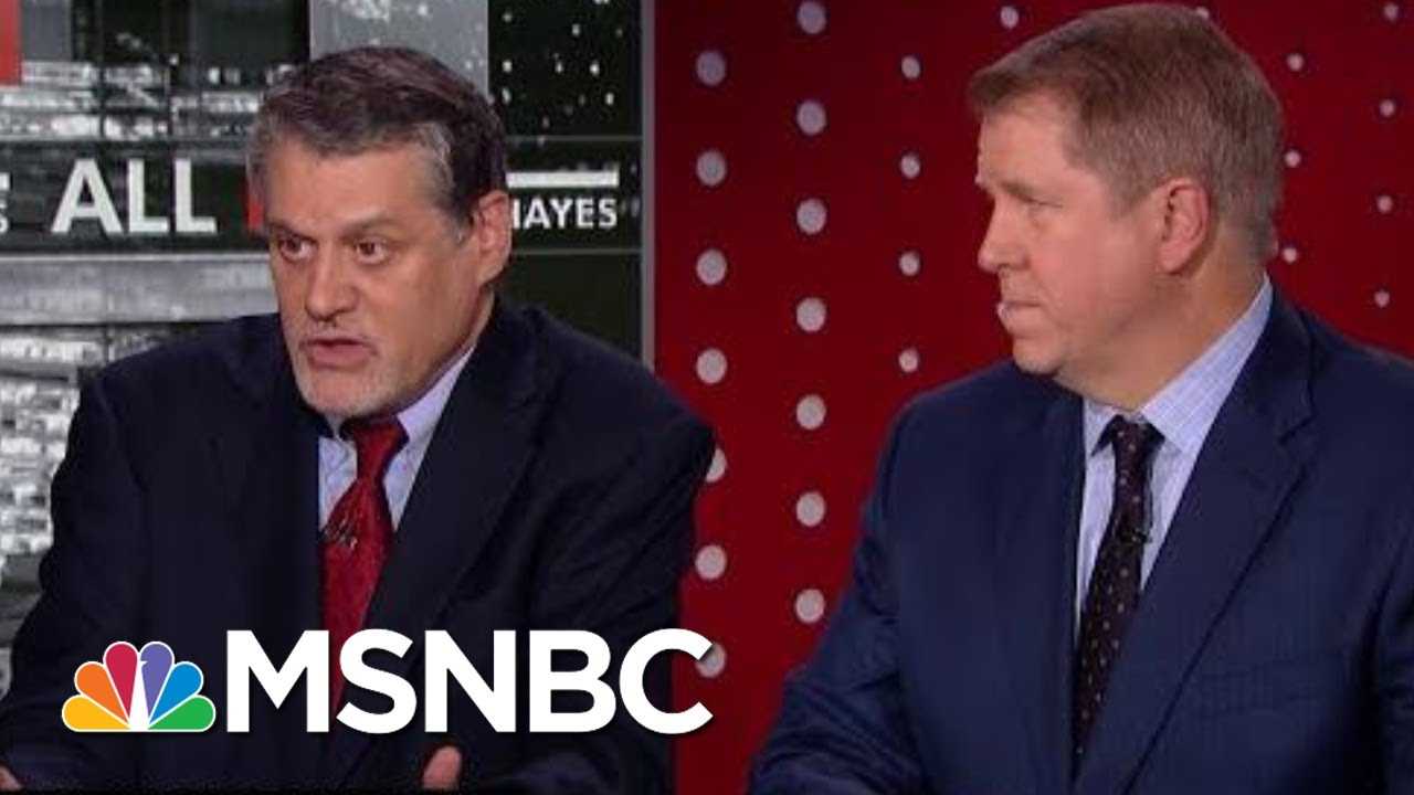 Fusion GPS Co-Founder: What Happened In 2016 Is About To Happen Again | All In | MSNBC 5