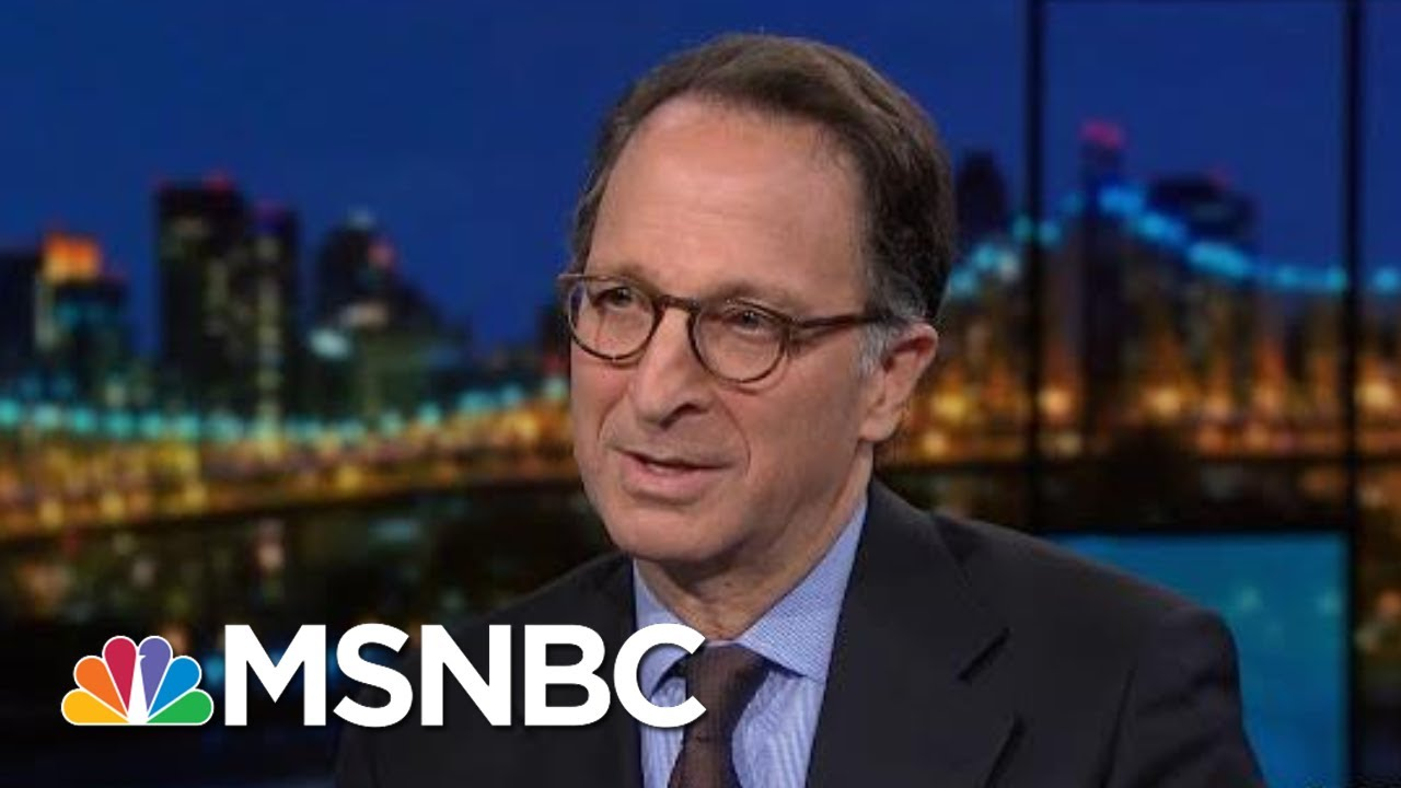 Andrew Weissmann: There Is No Counternarrative To Trump's Ukraine scheme | Rachel Maddow | MSNBC 5